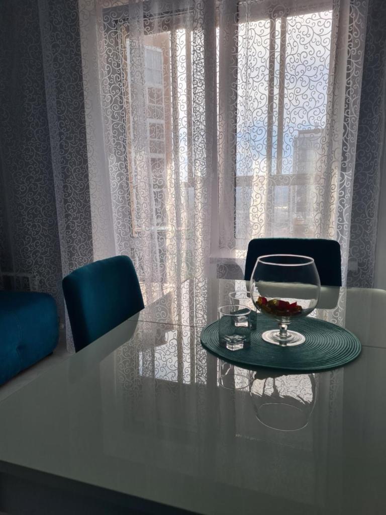 Апартаменты/квартира  АПАРТАМЕНТЫ В ЦЕНТРЕ  - отзывы Booking