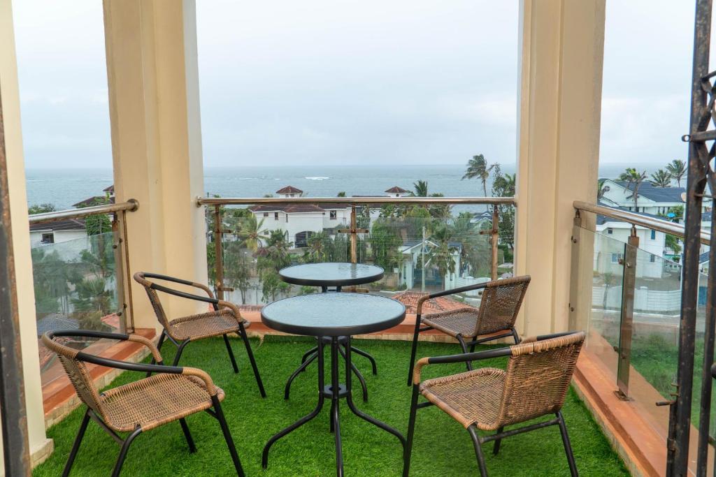 Проживание в семье  Elna's Haven - Nyali Sea View Apartment  - отзывы Booking