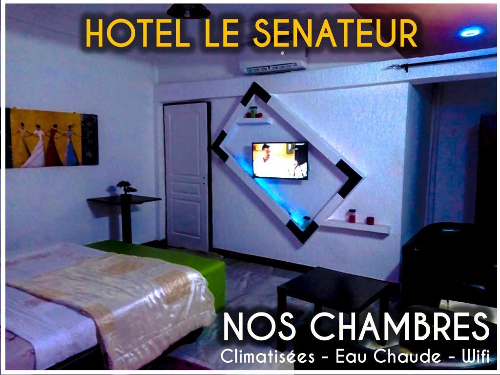 Отель  Отель  Agontinkon Senateur Hotel