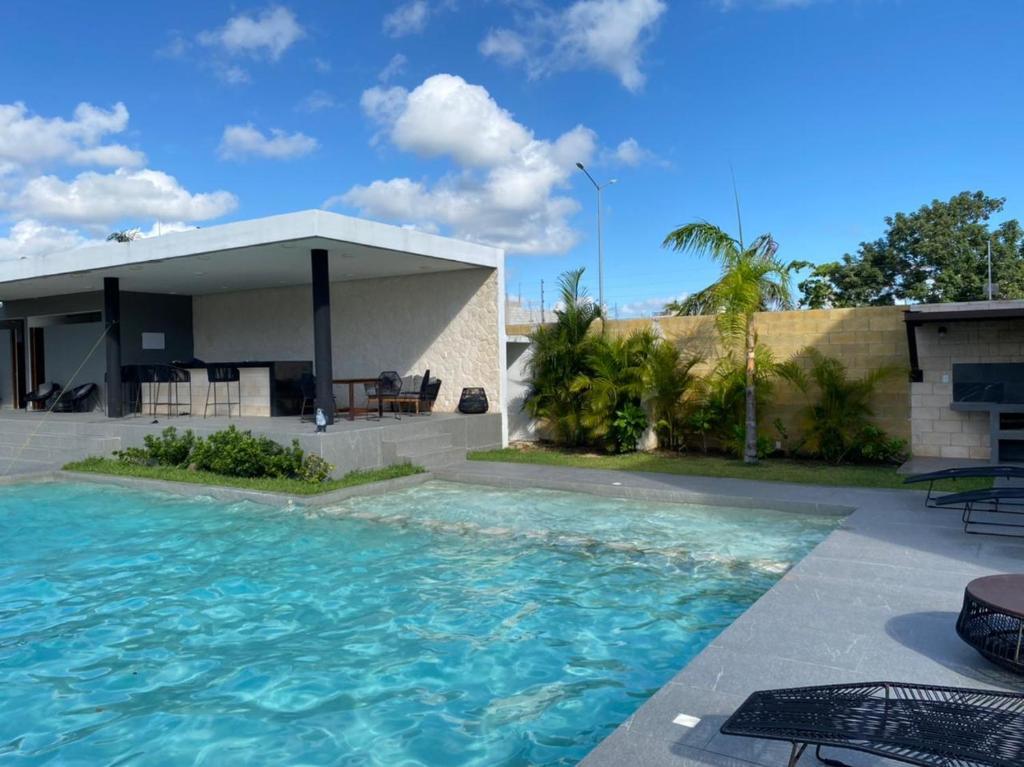 Дом для отпуска  Paraíso Casa Turquesa Playa del Carmen  - отзывы Booking