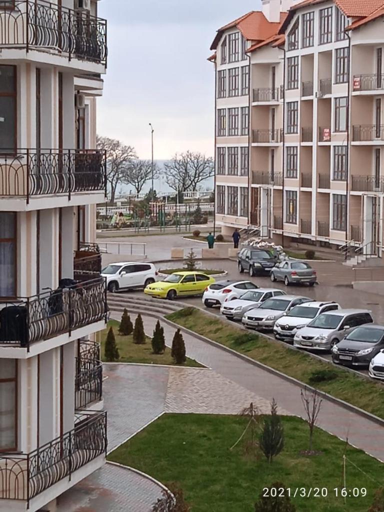 Апартаменты/квартира Отдых на Крымской - отзывы Booking