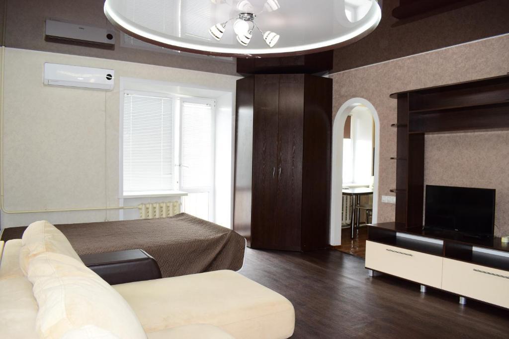 Апартаменты/квартира  Аренда квартир Централь - однокомнатная квартира с видом на реку КАН-центр города