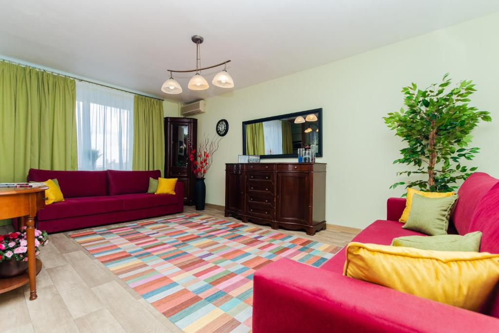 Фото Апартаменты/квартира Lakshmi Apartment Belorussky