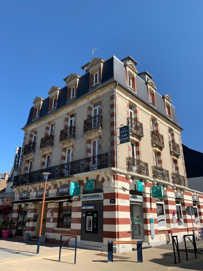 Отель  Hotel Le Cosy Riva Bella  - отзывы Booking