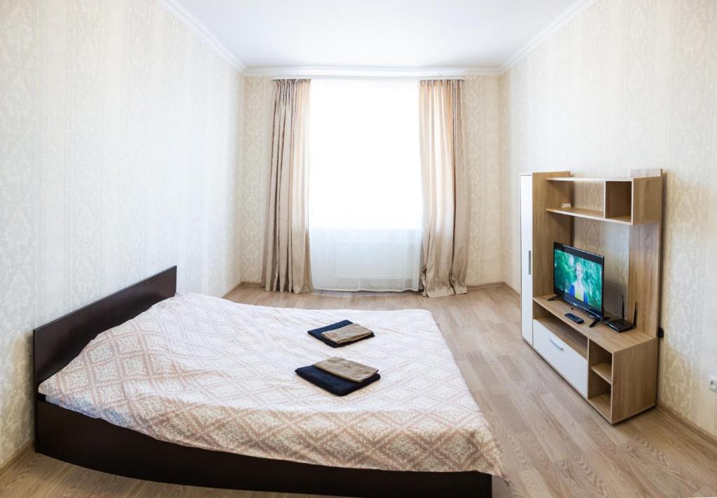 Апартаменты/квартира  Тихая Гавань 2  - отзывы Booking