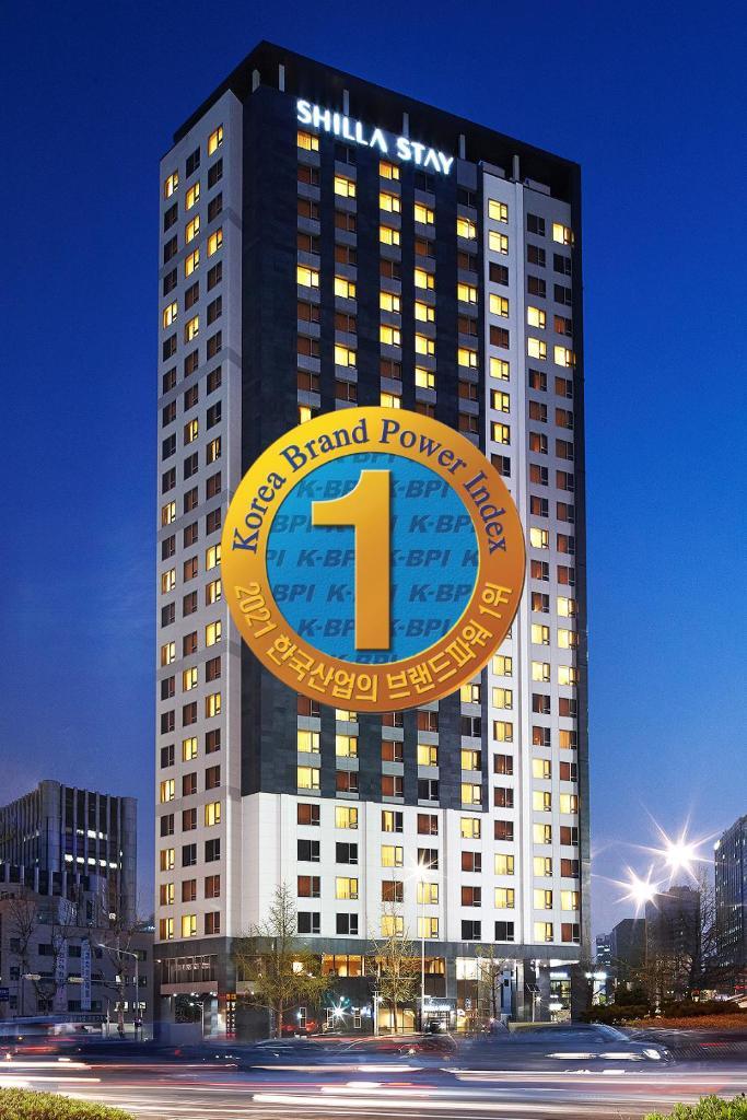 Отель  Отель  Shilla Stay Seodaemun