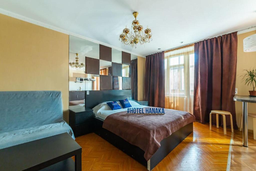Фото  Апартаменты/квартира  Apartment Hanaka 1-ya Vladimirskaya