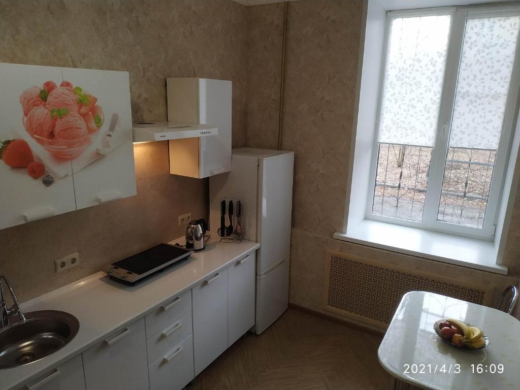 Апартаменты/квартира Apartment at the Quite Centre Prichal36 near the railway station - отзывы Booking