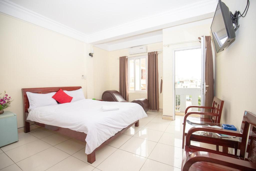 Отель Отель Ngoc Ha Hotel