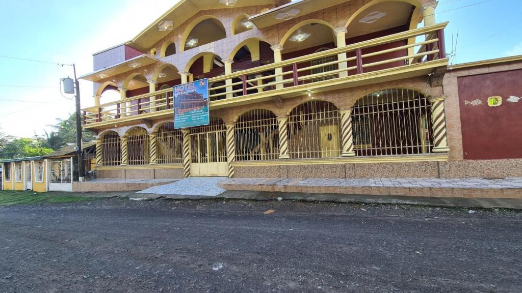 Отель  Hotel Mansión del Puerto  - отзывы Booking