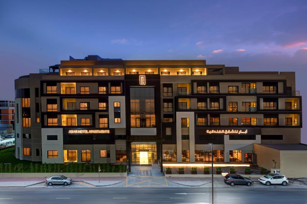 Апартаменты/квартиры ABAR HOTEL APARTMENTS DIP-1 - отзывы Booking