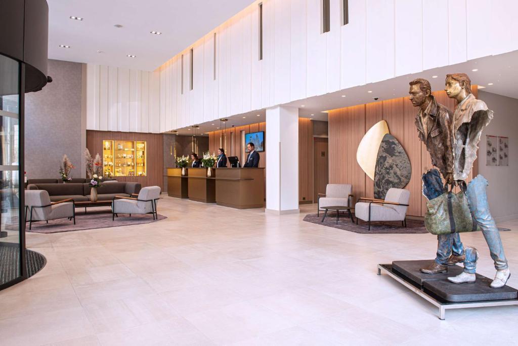 Отель  Radisson Blu Hotel, Rouen Centre  - отзывы Booking
