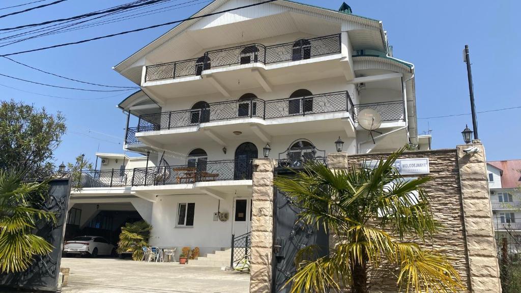 Гостевой дом Эверест гостевой дом - отзывы Booking