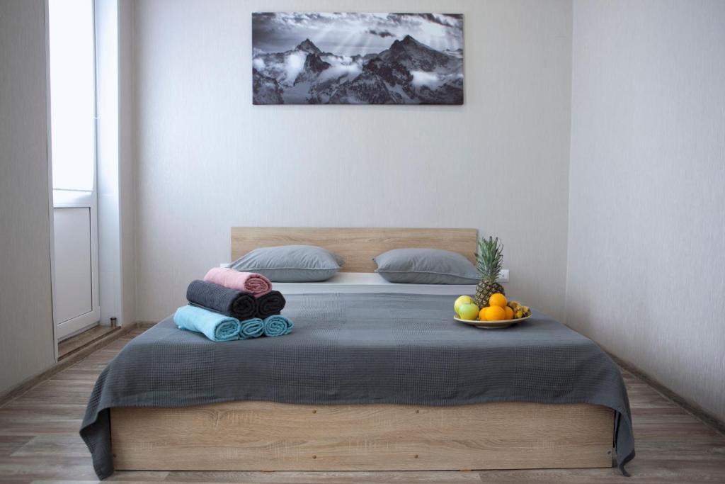 Апартаменты/квартира  SunRise Новая уютная студия под облачками на 15 этаже:)  - отзывы Booking