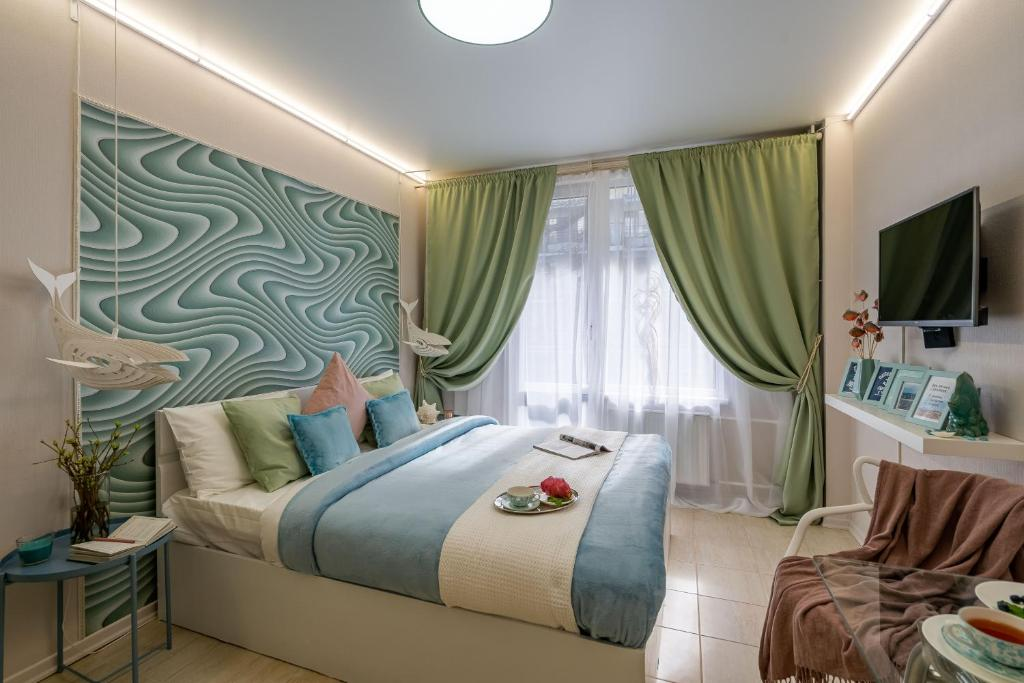 Апартаменты/квартира  Sea Voyage  - отзывы Booking