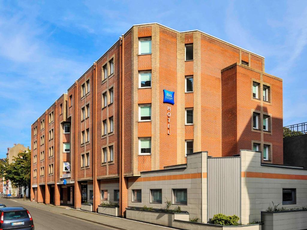 Отель  ibis budget Lille Centre  - отзывы Booking