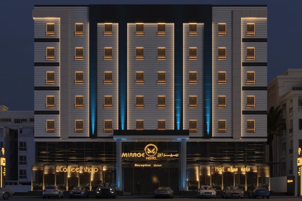 Отель  Отель  Mirage Hotel Jeddah