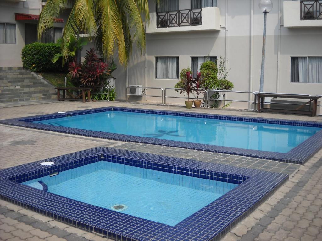 Отель  Hotel Seri Malaysia Port Dickson  - отзывы Booking