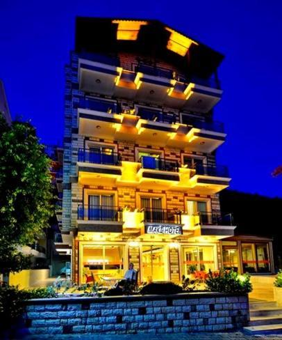 Отель  Maki 2 Hotel  - отзывы Booking