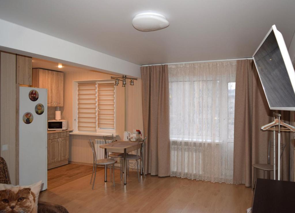 Апартаменты/квартира  Апартаменты на Малой Охте  - отзывы Booking