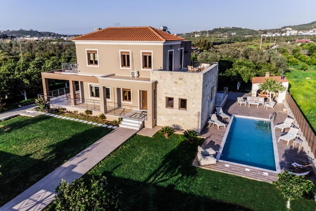Вилла  Villa Pervoli  - отзывы Booking