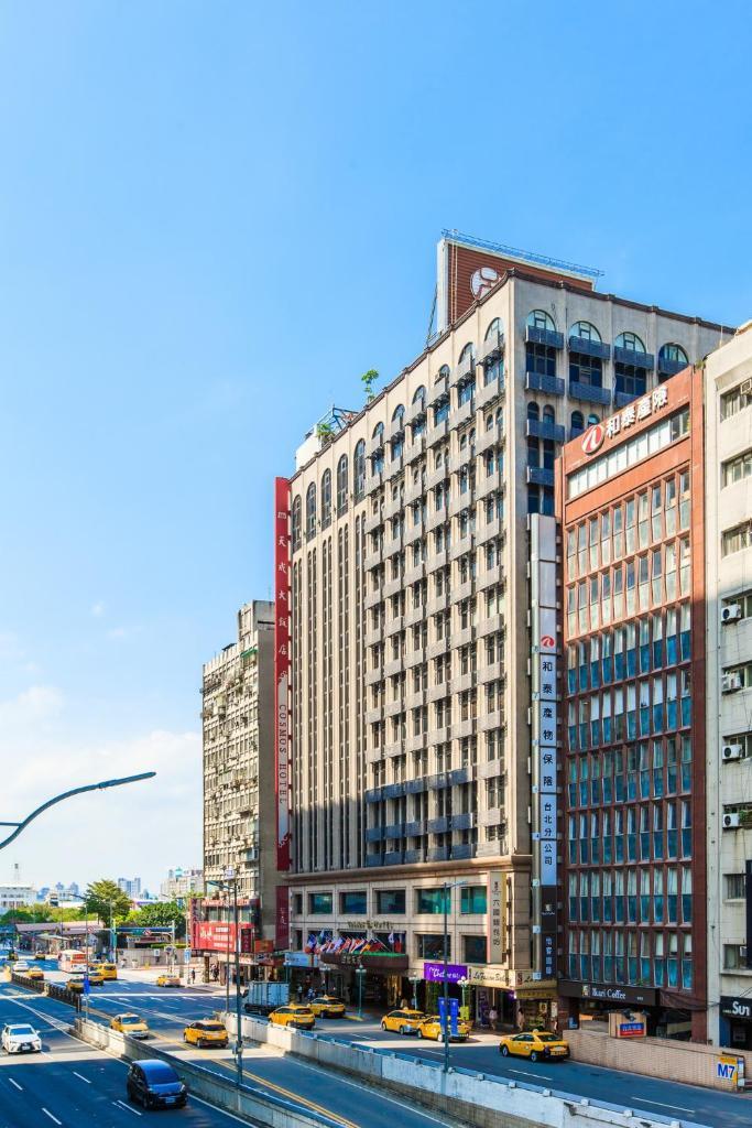 Отель  Cosmos Hotel Taipei  - отзывы Booking