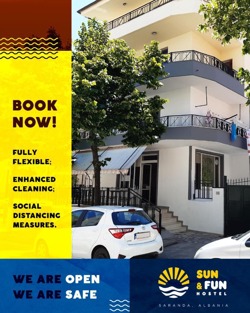 Хостел  Sun & Fun Hostel Saranda  - отзывы Booking