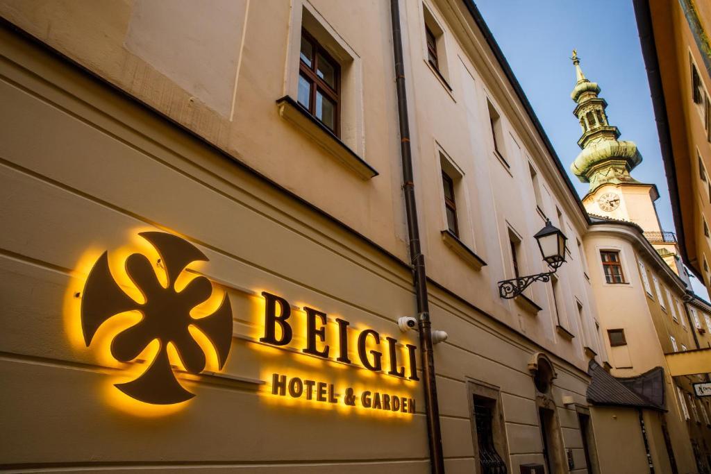 Отель  BEIGLI Hotel & Garden  - отзывы Booking