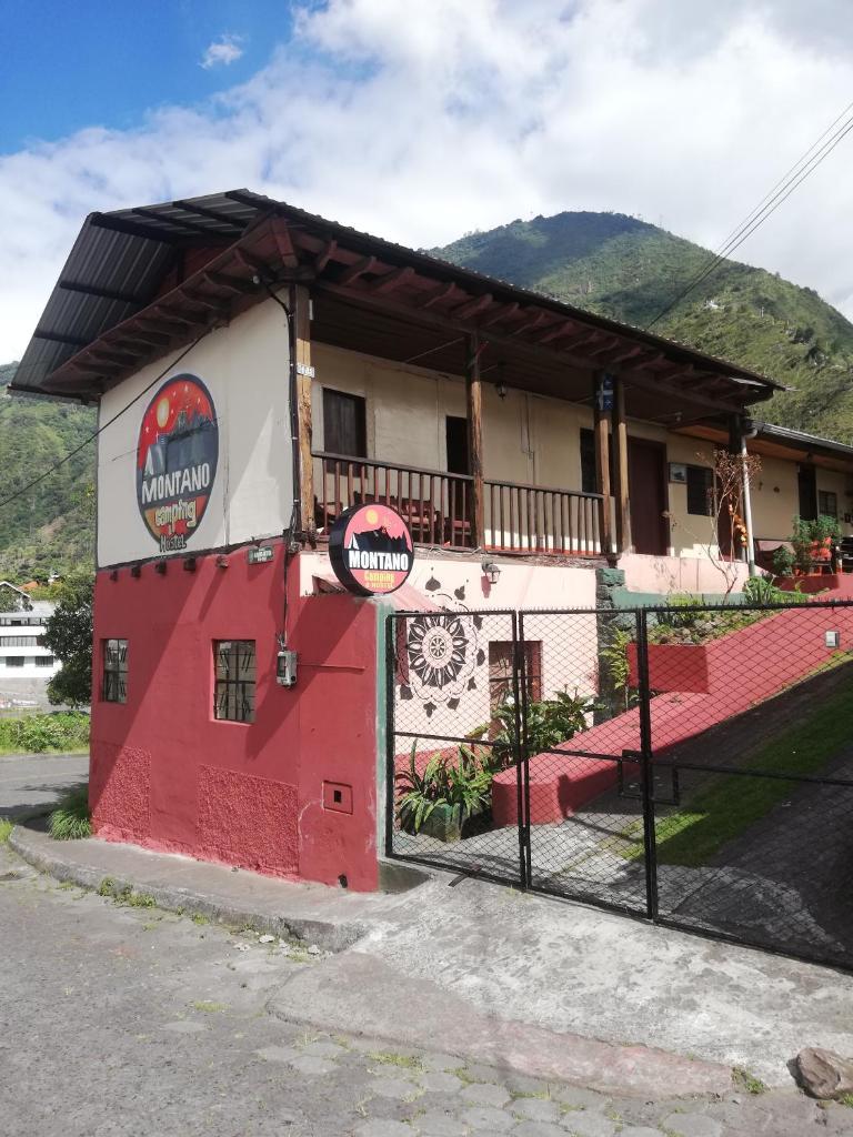 Хостел  Montano Camping & Hostel  - отзывы Booking