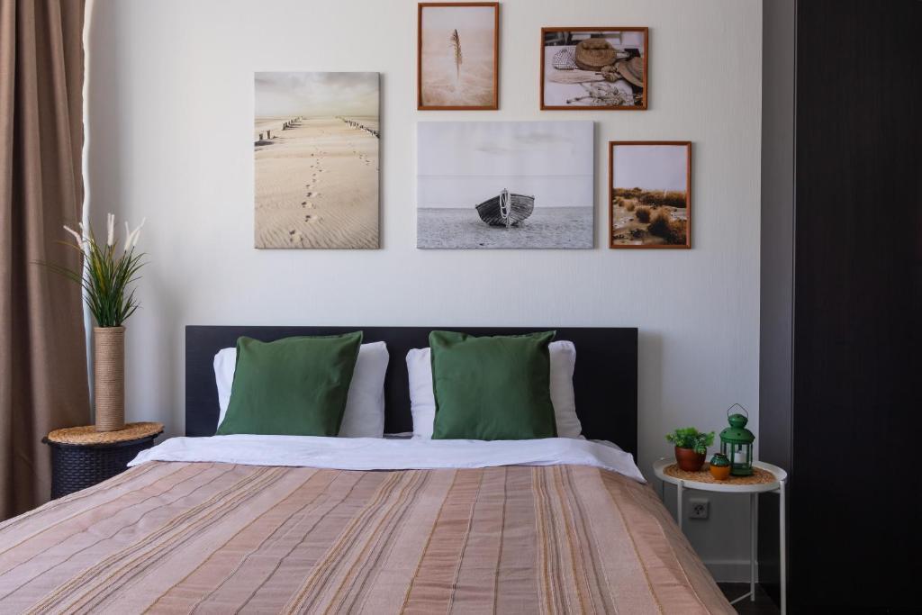 Апартаменты/квартира  Апартаменты Eco Scandic Бесконтактное заселение  - отзывы Booking