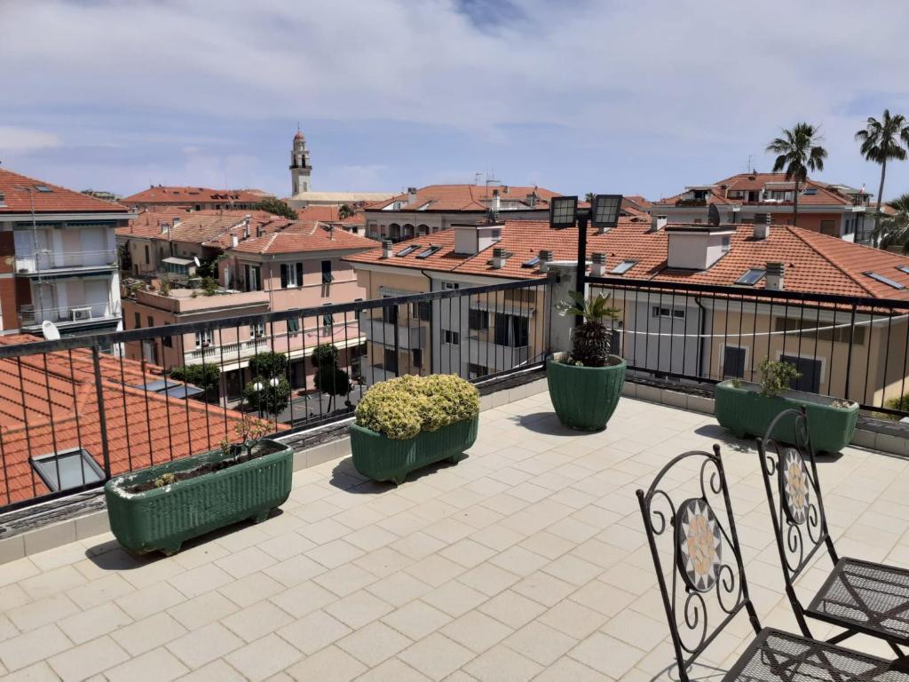 Апартаменты/квартира  Attico Palazzo Azzurro  - отзывы Booking