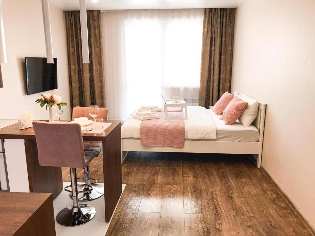 Апартаменты/квартира  Оазис, центр Бердска, ул. Карла Маркса, 36  - отзывы Booking