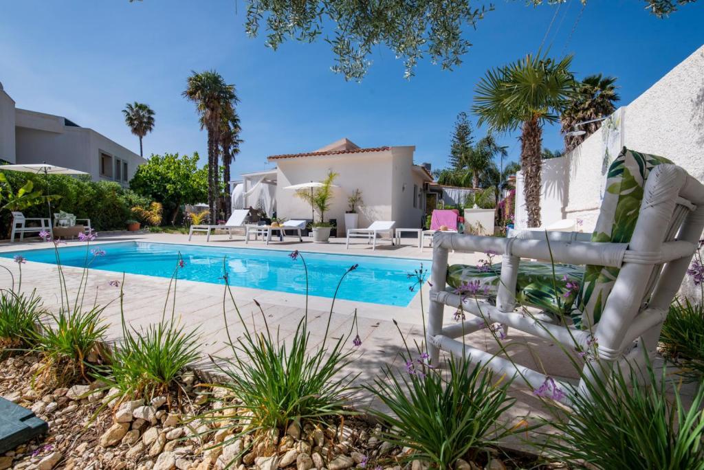 Апартаменты/квартиры  Holiday Fontane Bianche Gabriella  - отзывы Booking