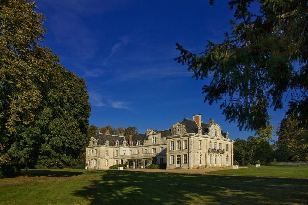 Отель  Château Des Briottieres