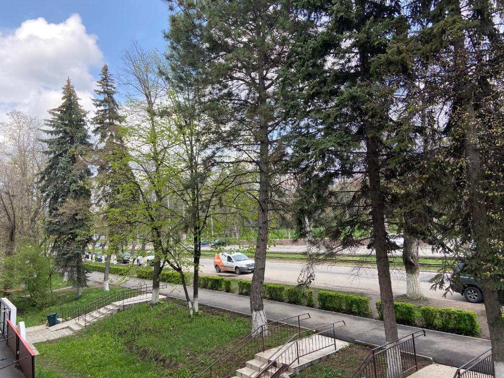Апартаменты/квартира Квартира с видом на парк - отзывы Booking