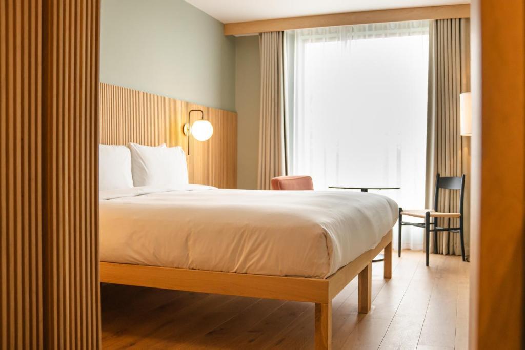 Отель Отель Mollie's Motel & Diner Bristol