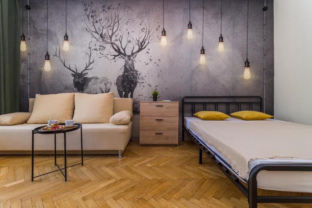 Апартаменты/квартира VERO VTB Arena Loft apartment - отзывы Booking