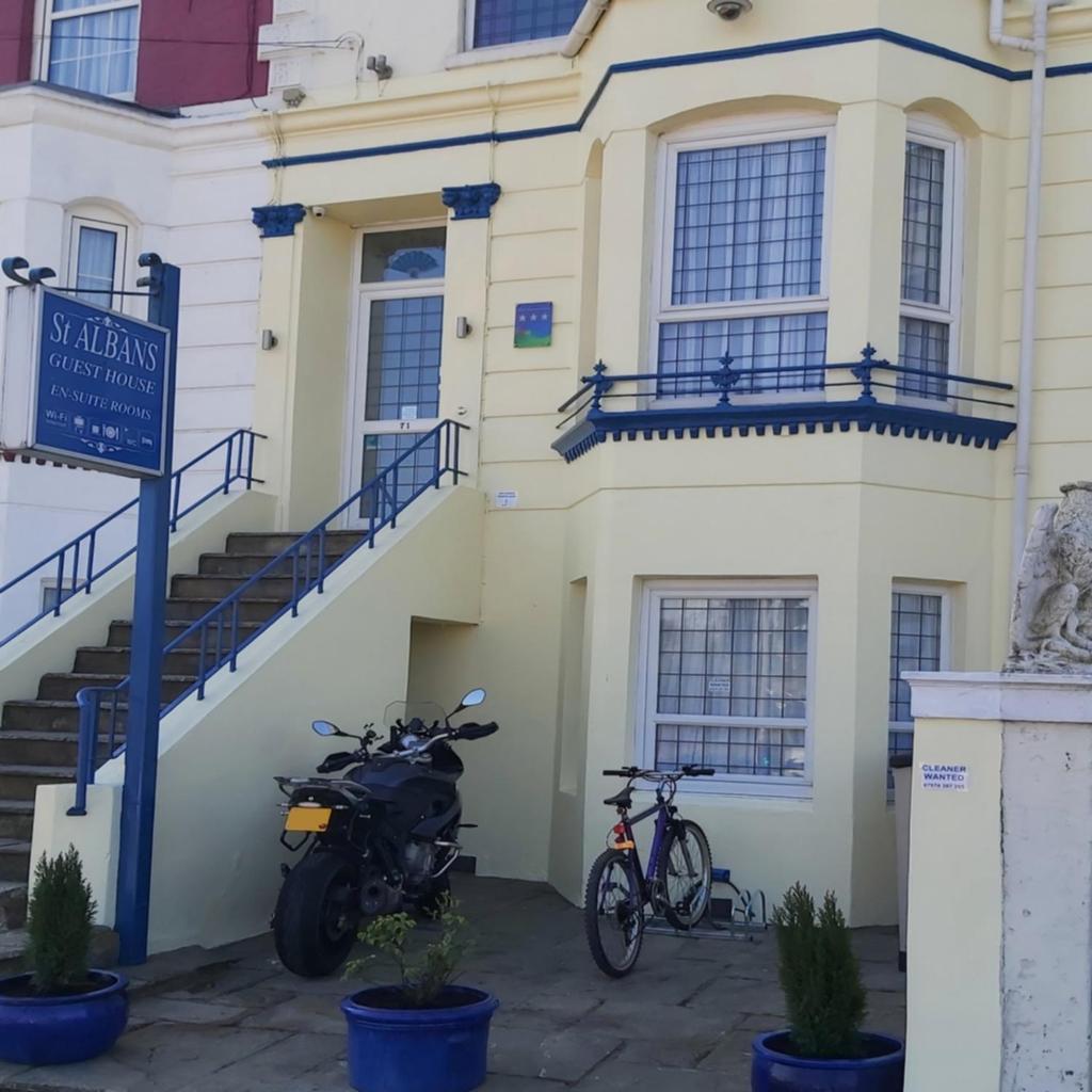 Гостевой дом  St Albans Guest House, Dover