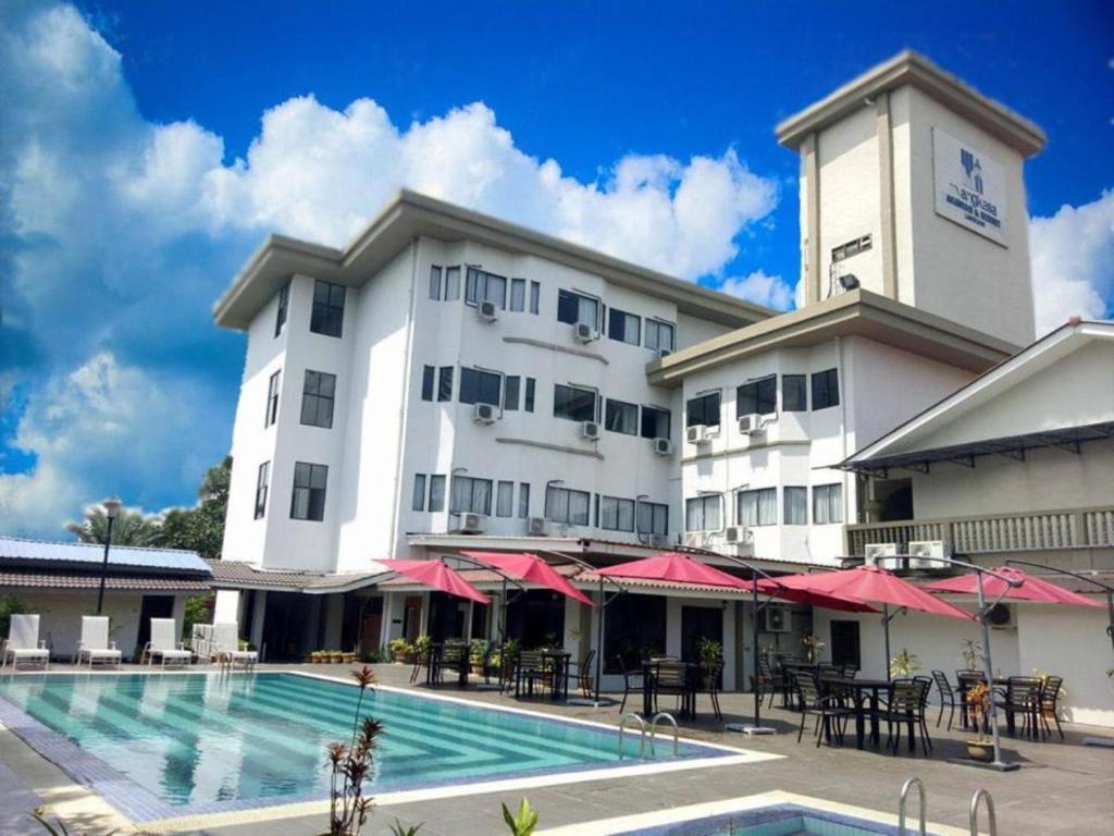 Курортный отель  Myangkasa Akademi & Resort Langkawi  - отзывы Booking