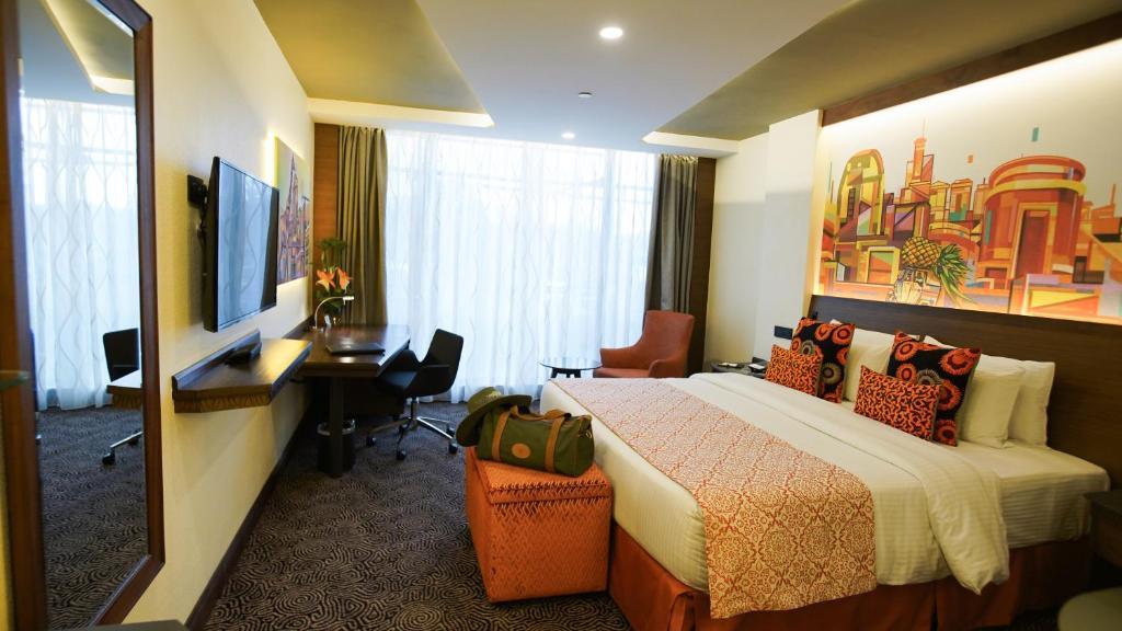 Отель Sarova Panafric - отзывы Booking