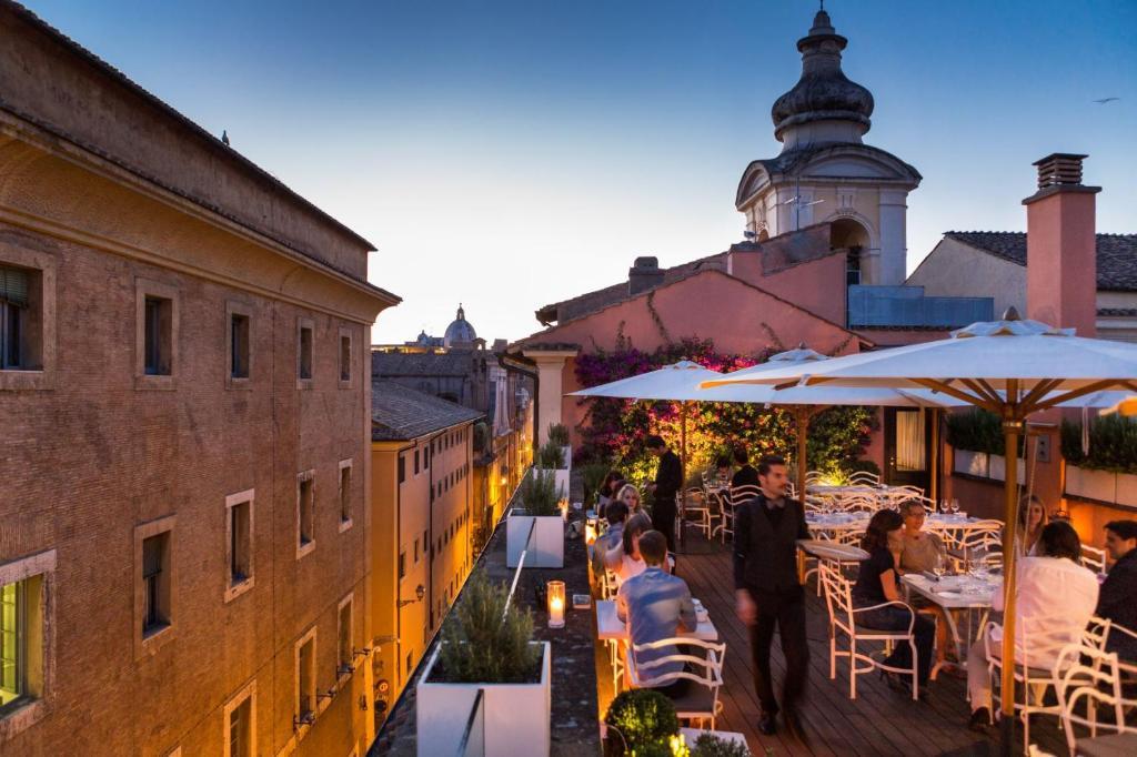Отель  DOM Hotel Roma - Preferred Hotels & Resorts  - отзывы Booking