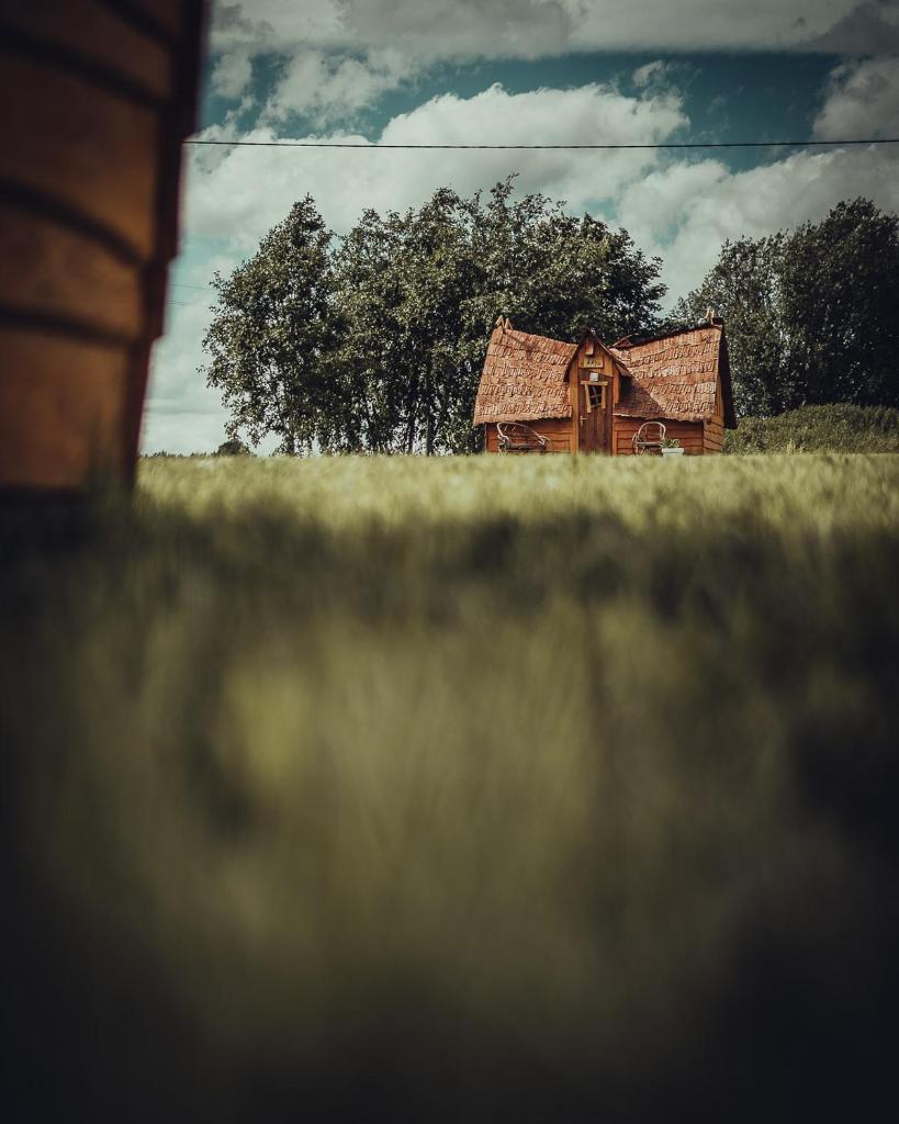 Кемпинг  külalistemaja Kadrina mõisa kämpingud  - отзывы Booking