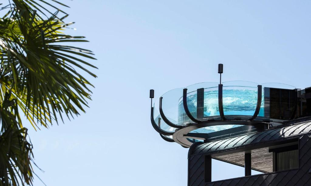 Отель  Quellenhof Luxury Resort Passeier  - отзывы Booking