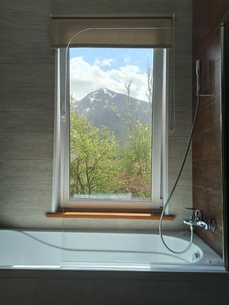 Апартаменты/квартира  Шале с сауной и видом на горы