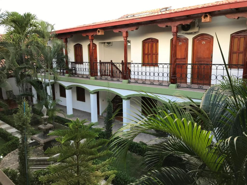 Отель  Hotel Torogoz  - отзывы Booking