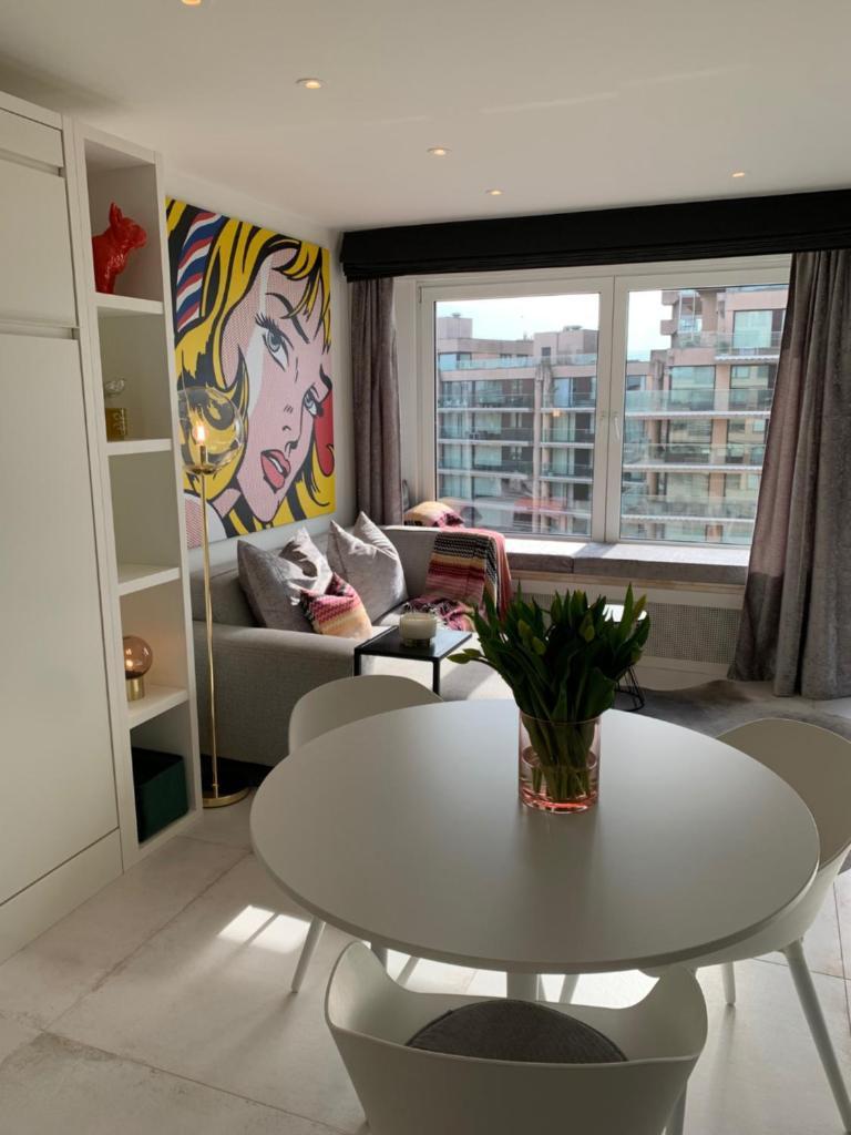 Апартаменты/квартира Luxe studio/suite met zeezicht en volle zon - отзывы Booking
