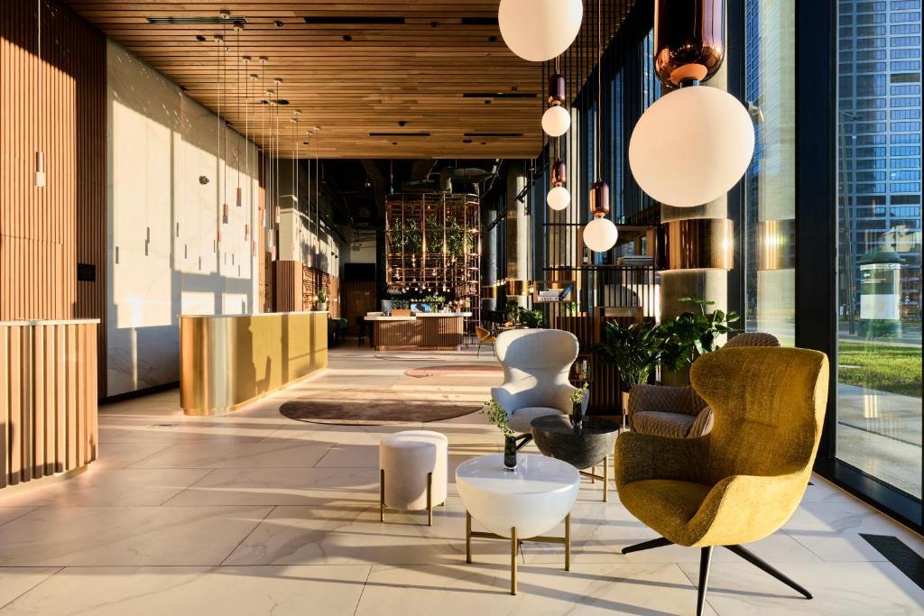 Отель  Crowne Plaza - Warsaw - The HUB, an IHG Hotel  - отзывы Booking