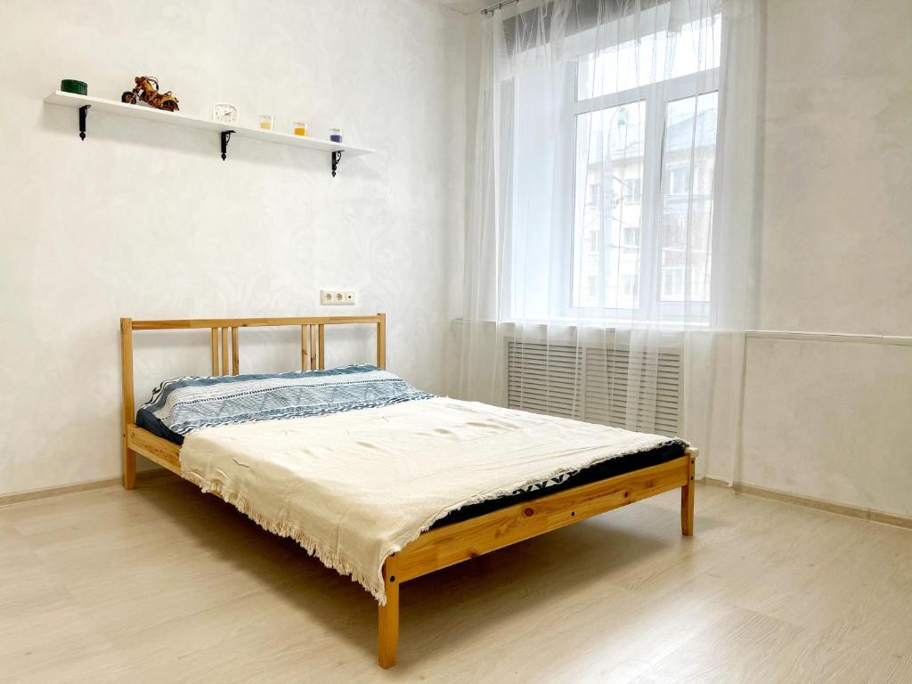 Апартаменты/квартира  Уютные апартаменты у Планетария  - отзывы Booking