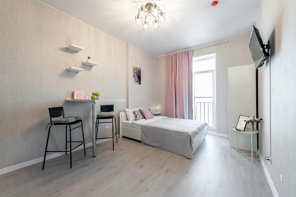 Апартаменты/квартиры Апартаменты на Звёздной - отзывы Booking