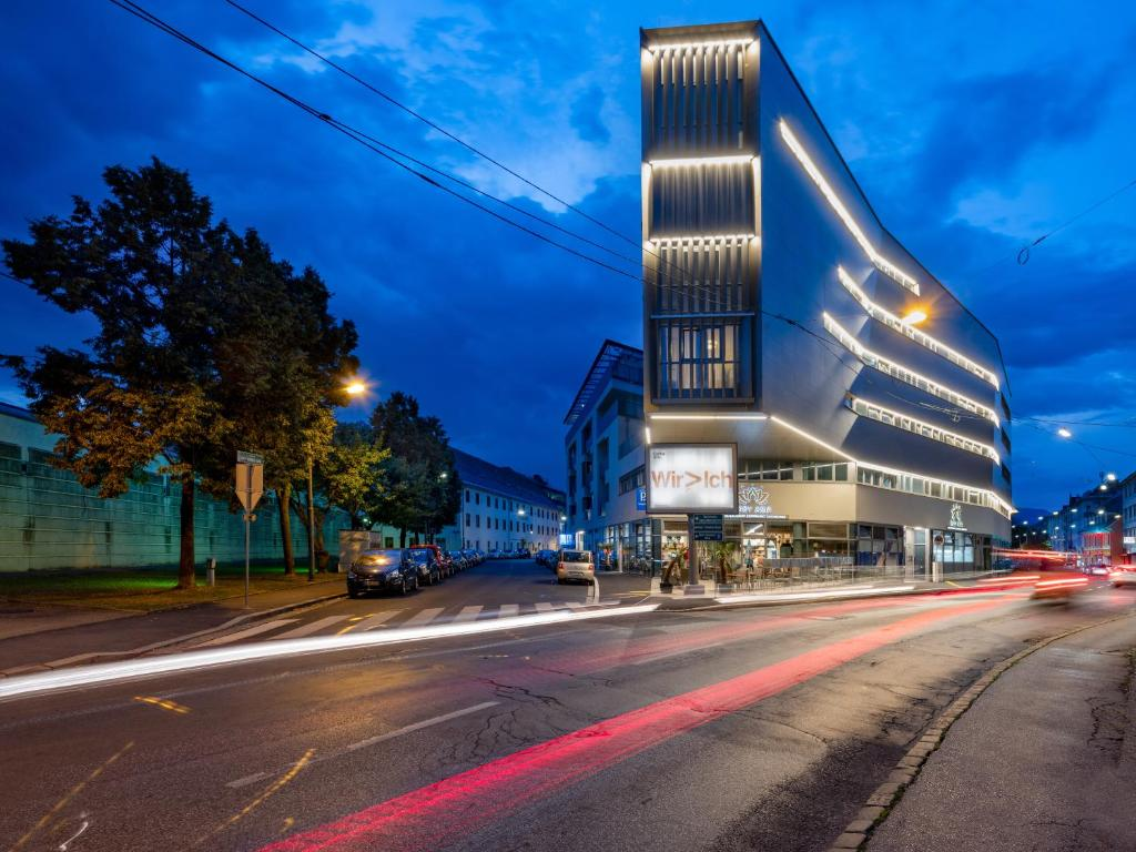 Апартаменты/квартиры  Albert Schweitzer Center Graz  - отзывы Booking